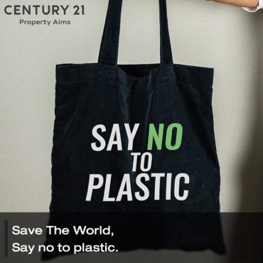 SAVE the World say NO Plastic!